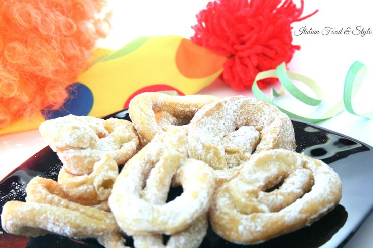 #carnevale #chiacchiere #food #recipe #foodblogger