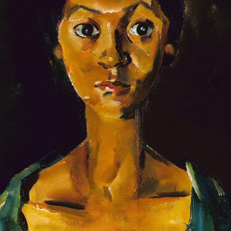 William Johnson (1901-1970) was een Afro-Amerikaanse schilder. Later woonde en werkte in Frankrijk , waar hij werd blootgesteld aan het modernisme . Hij trouwde met de Deense textiel kunstenaar Holcha Krake , het echtpaar woonde enige tijd in Scandinavië . Daar werd hij beïnvloed door de sterke volkskunst traditie.