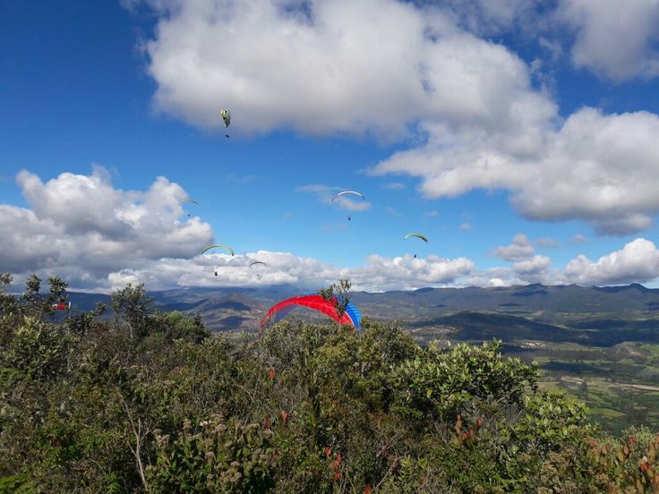#Parapente #Paraiso #Sopó #Cundinamarca