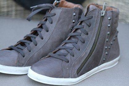 Dixie sko grå