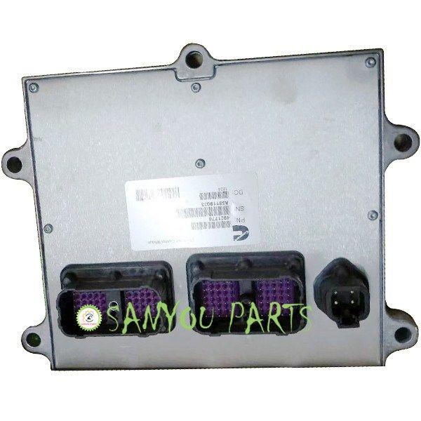 Pc160 8 Controller Pc160 8 Engine Controller 4921776 Sanyou Engineering Control Komatsu Excavator
