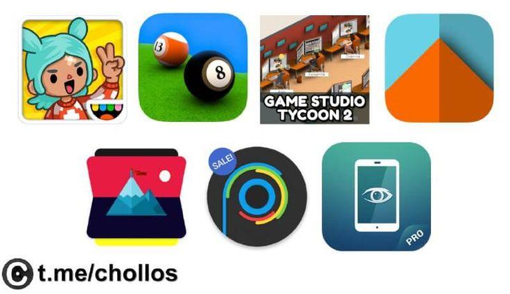 Recopilación Juegos y Apps Premium para Android GRATIS - http://ift.tt/2uldkGB