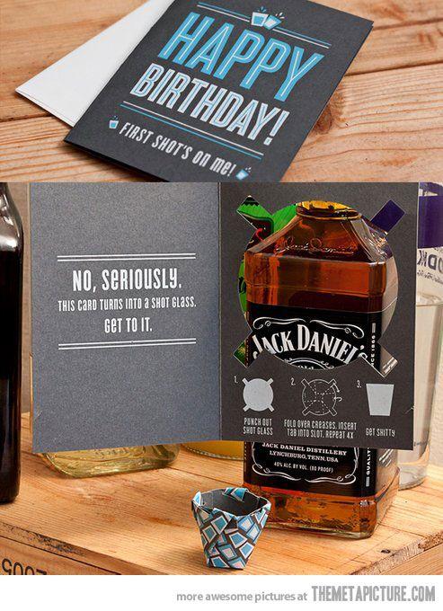 Best Birthday Card Ever