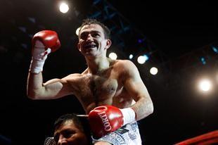 El argentino Narváez retuvo el título: venció al mexicano Orucuta por puntos En el Luna Park, el Huracán expuso la corona con éxito en un complicado combate y por fallo dividido; a los 37 años se llevó la 39º victoria de su carrera