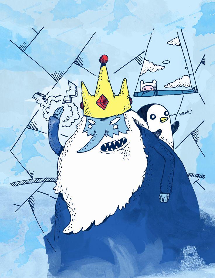 Ice King by Jacob Livengood