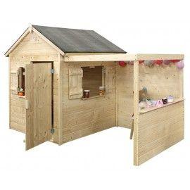 25 best ideas about cabane en bois enfant on pinterest cabane en bois pour enfants - Maison de jardin little tikes colombes ...