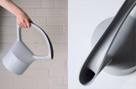 Details we like / Watering Can / Symetrical / Minimal / at Designbinge