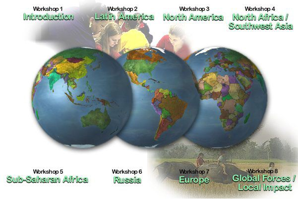 17 best high school geography ideas images on pinterest learning teaching geography workshop for professional development for 7 12 grade teachers inventive and fandeluxe Choice Image