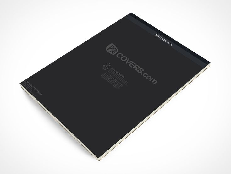 STATIONARYPAD003 - http://www.psdcovers.com/stationarypad003/ - STATIONARYPAD003 is a stationary pad for working out ideas, taking school notes, or faking a rectangular magazine in portrait mode.  This PSD Mockup is 11.75inches by 8.5inches and renders artwork supplied by you onto a stationary pad mockup which is laying on a flat surface and rotated to 45°.  The paper texture colour is modifiable after the render is complete (use the layer effects to change to your liking),
