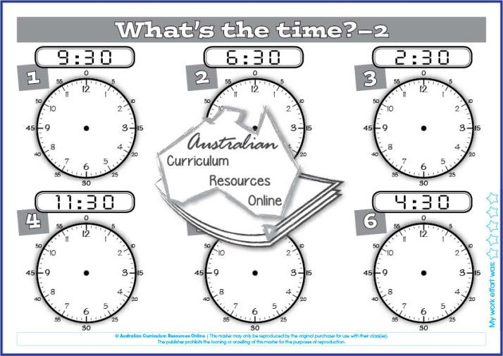 ACMMG020-What's the time?–2