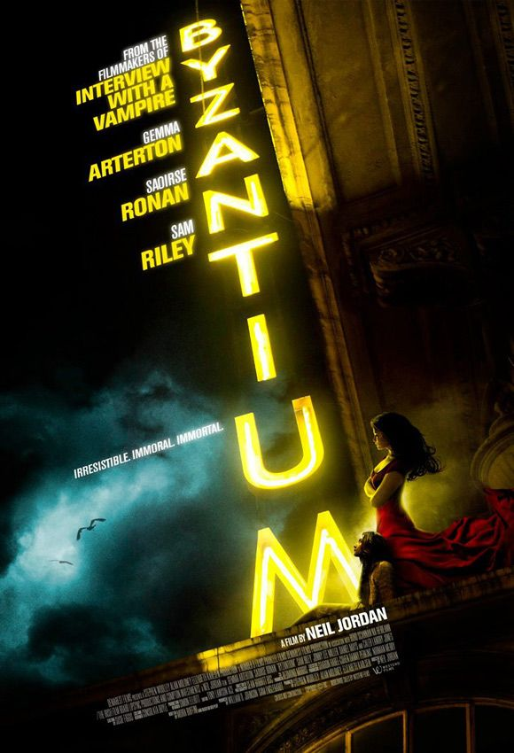 Byzantium Sales Poster Art
