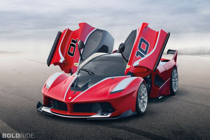 2015 Ferrari FXX-K The new 2015 Ferrari FXX-K made its debut at the Marina Circuit Yas in Abu Dhabi. This is the first Maranello hybrid model. The K letter in the car's name stands for the JERS system. 2015 Ferrari FXX-K will not be used in races. The car comprises some of the latest technologies that are meant to...