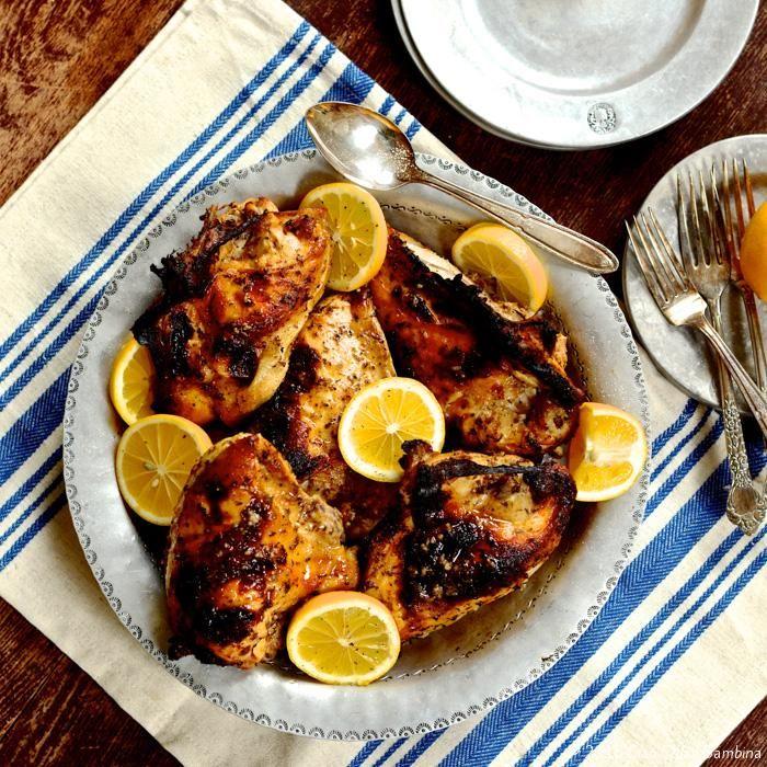 about Roasted Chicken Breast on Pinterest | Roasted Chicken, Chicken ...