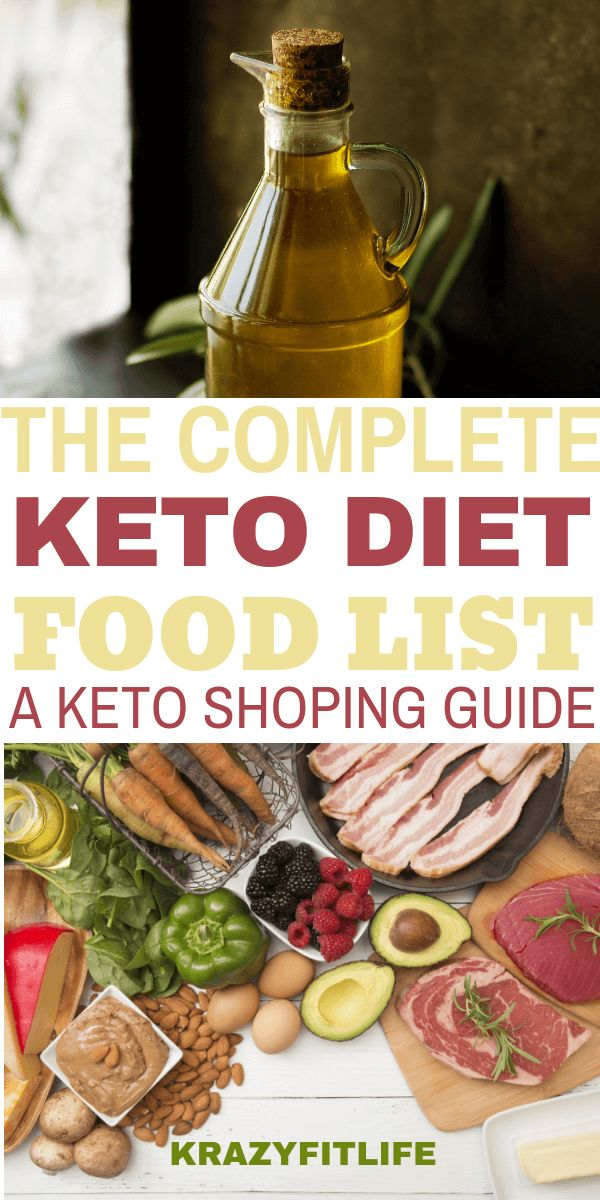 Wondering what foods you can buy at the grocery store for the ketogenic diet? Ch...