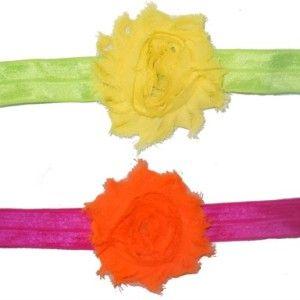 Baby Headband 2-Tone R32 ww.babyheadbands.co.za www.mybabyheadbands.com