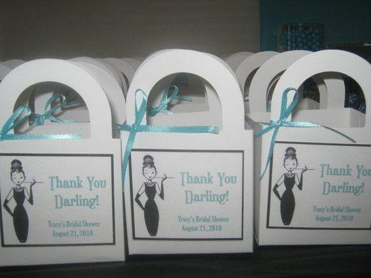 Breakfast at Tiffanys Party Ideas | Photo 8 of 38: Breakfast at Tiffanys / Bridal/Wedding Shower Bling ...