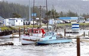 TIL one man in California died due to the tsunami caused by the 2011 Japan Earthquake.