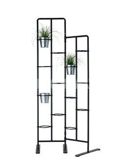 Ikea SOCKER (in stores starting Feb 2014) -- Meant as a plant stand, but could it be repurposed for jewelry display?