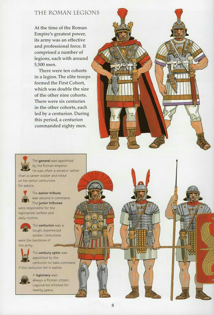 Roman Legion                                                                                                                                                                                 More