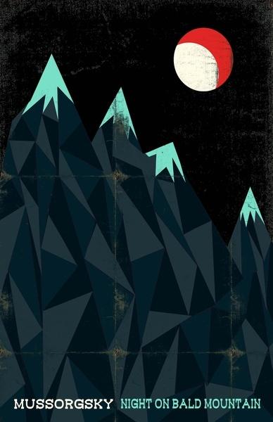 Andrea Lauren - Night on Bald Mountain