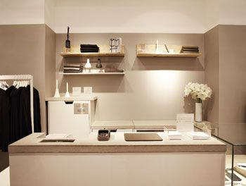 COS - front counter