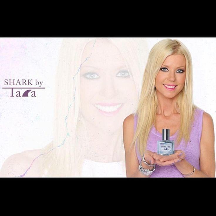 'Sharknado 2' star Tara Reid hawking shark-inspired perfume 'Shark by Tara'
