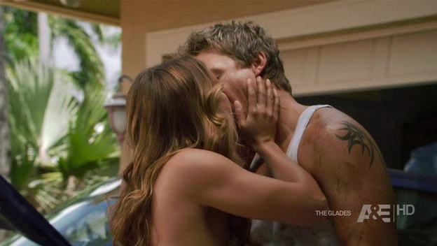 """Couples - Jim & Callie (The Glades) #3 """"Because, he realized nothing makes sense without her with him"""" - Fan Forum"""