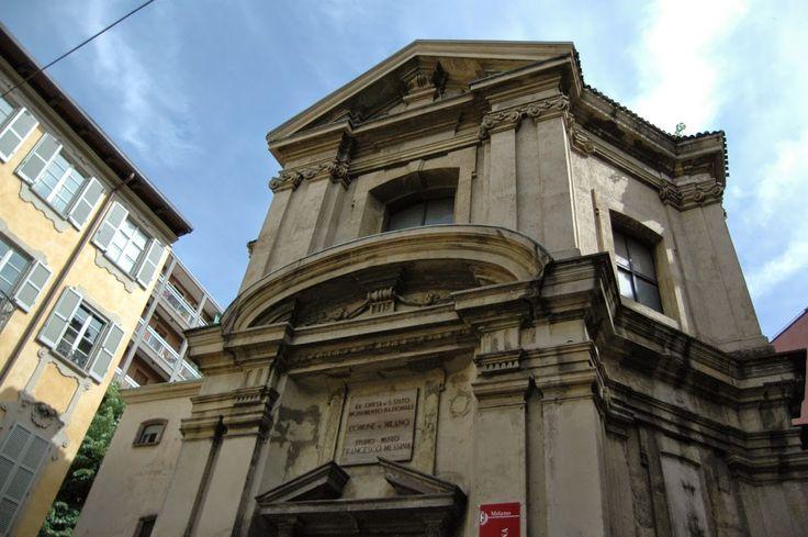 Milano, ex Chiesa di San Sisto