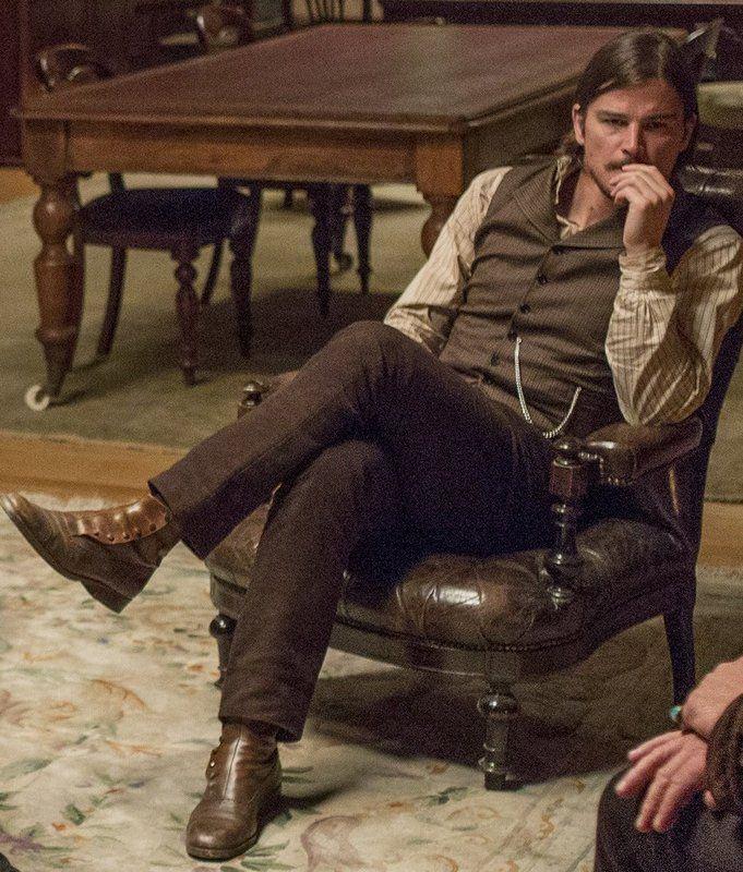 Josh Hartnett as Ethan Chandler - 'Penny Dreadful'.