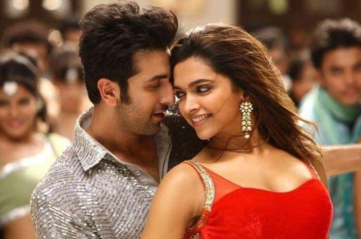 Ranbir Kapoor Ranveer Singh and Deepika Padukone