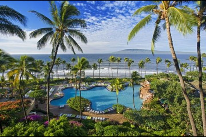 Hyatt Regency Maui Resort and Spa Honeymoon spot