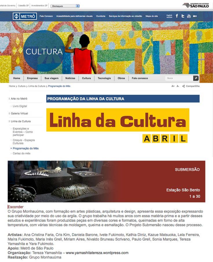 Linha da Cultura