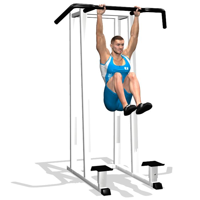 The exercise is very hard because it involves the whole abdominal muscles.