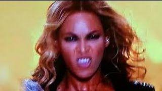 Sasha Fierce alter exposed - Beyoncé