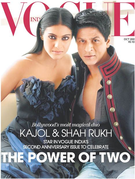 Kajol and SRK. I love these two together! Me and the other 6 billion inhabitants of Planet Earth.