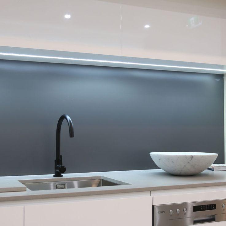 Glass Splashbacks for kitchen Sydney | Victoria Glass | Residential Kitchen Glass Splashback