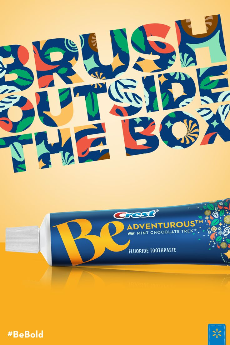 30 best #BeBold Not Boring With New Crest Be Toothpaste images on ...