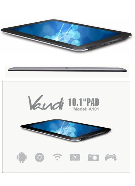 Tablet Vaudi A101 VAUDI.VN