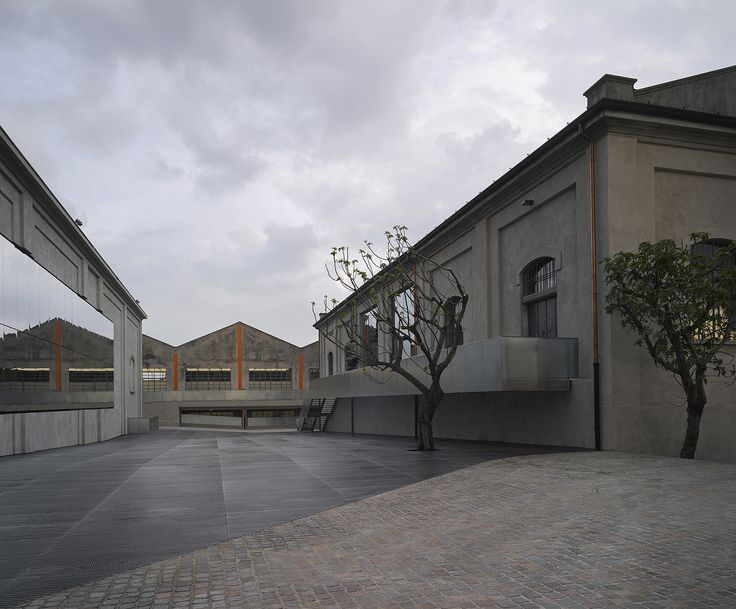 Image 10 of 17 from gallery of Fondazione Prada / OMA. Photograph by Bas Princen - Fondazione Prada