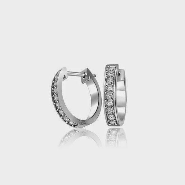 Comunicati Stampa: Orecchini con diamanti di Infinity of London Jewel...#InfinityofLondonJewellery #diamanti