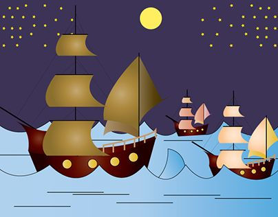 "Check out new work on my @Behance portfolio: ""Pirates"" http://be.net/gallery/40918927/Pirates"
