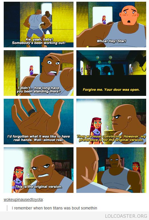 Teen Titans   Lolcoaster