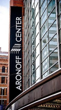 Aronoff Center for the Arts.