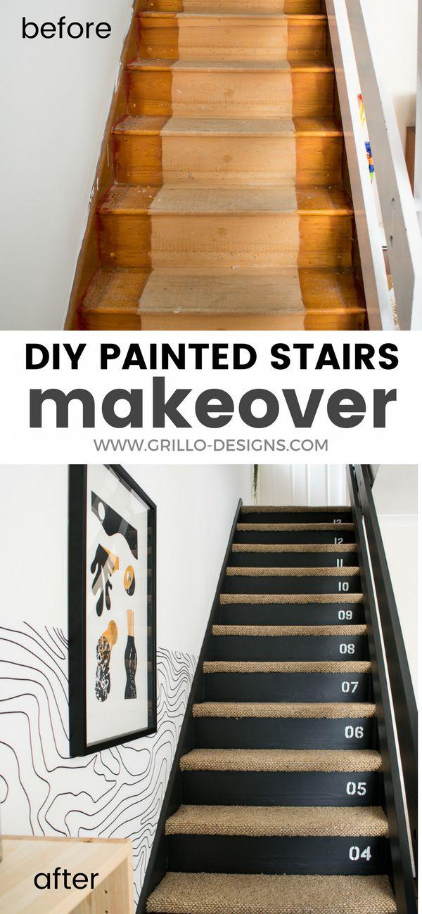 Reforma de Entradas e Escadas (para pequenos moradores do espaço)   – DIY Home Improvement Bloggers Best!