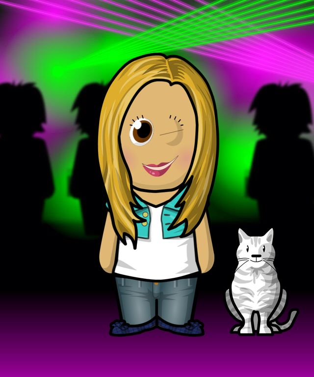 Tadah... I made you a WeeMee! You can make one too with
