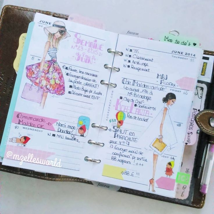 Planners Ideas and Accessories ❤