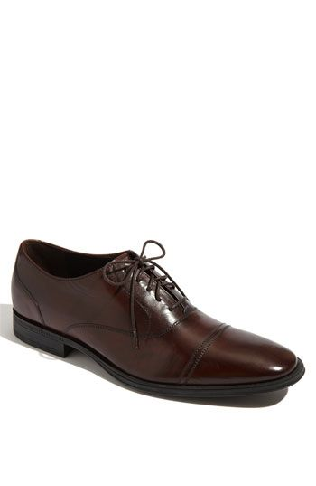Cole Haan 'Air Adams' Cap Toe Oxford (Online Exclusive) available at #Nordstrom
