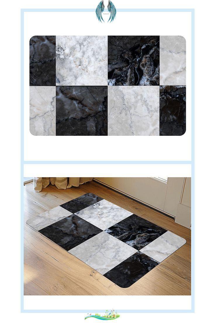 Weatherguard Premium Comfort 22 By 31 Faux Tile Floor Mat Black White Weatherguard Premium Comfort 22 By 31 Faux Tile Floor Mat Black White Decorate Your Nel 2020