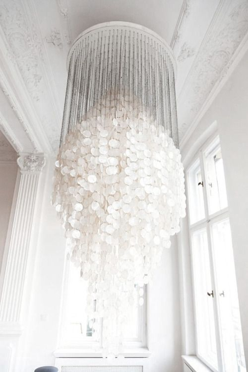 To Know More About Mother Of Pearl FUN 8 DM Chandelier , Visit Sumally, A  Social Network That Gathers Together All The Wanted Things In The World!