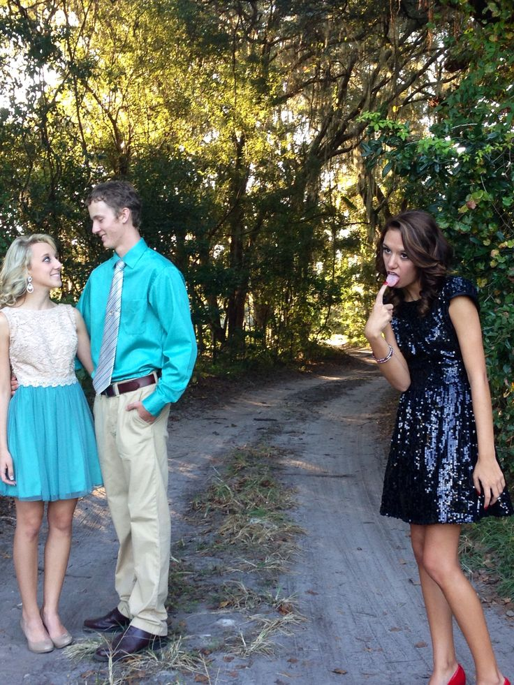 Homecoming picture ideas